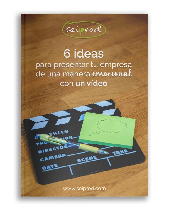 Seiprod - 6 ideas emocionales