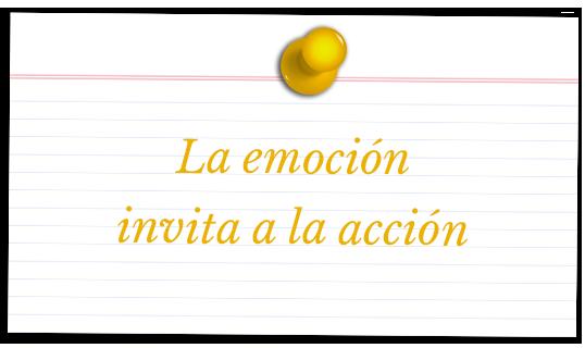 Emoción - Acción